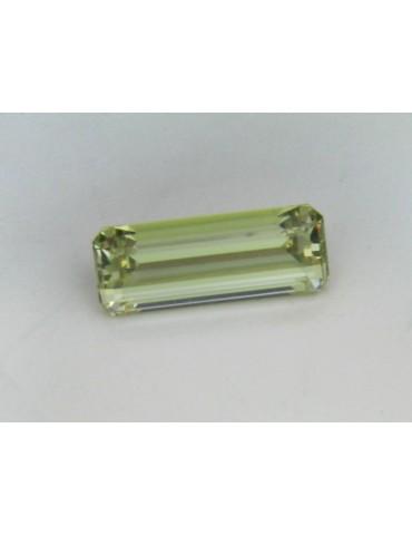 Yellow Tanzanite 3.08 cts