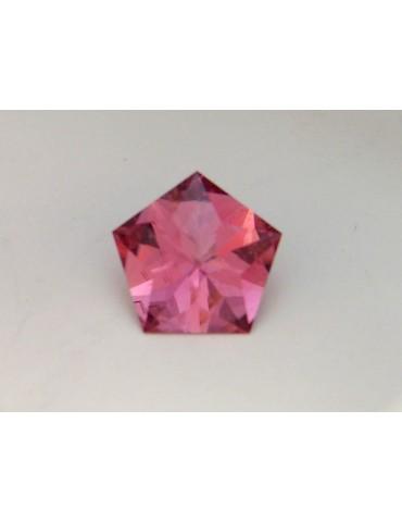 Pink tourmaline 2.37 cts.