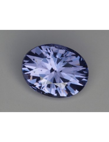 Blue cc spinel 3.11 cts.