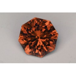 Imperial garnet 5.75 cts.