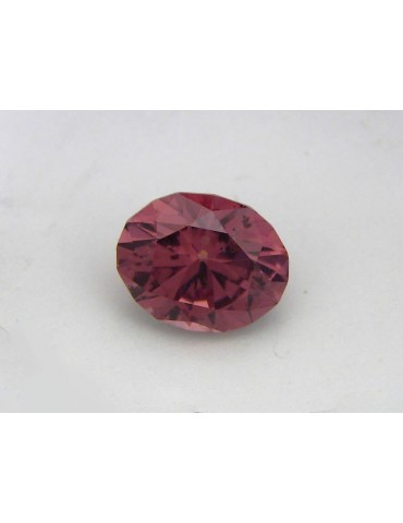 Imperial garnet 1.80 cts