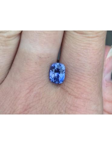 Blue CC sapphire 3.00 cts.