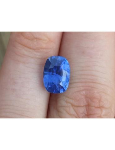 Blue sapphire 4.83 cts.