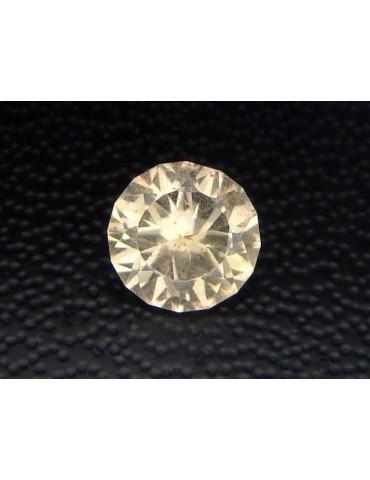 Golden sapphire .86 cts.