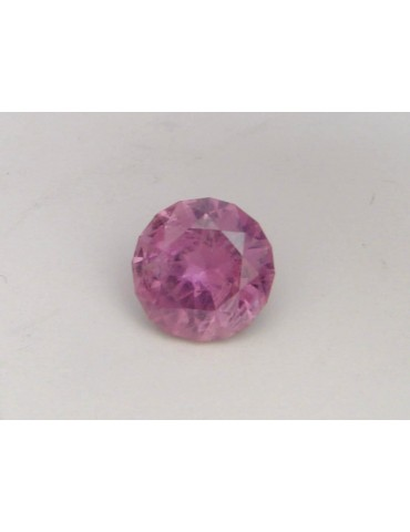 Pink sapphire 1.25 cts.